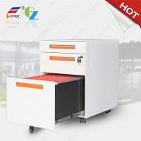 Wholesale mobile filing cabinet with drawer FYD-H005,powder coating,CRS maerial,no smell no harm from china suppliers