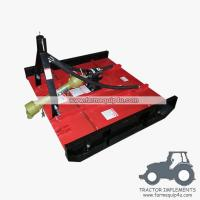 Wholesale 6TMB - Tractor Mounted 3 point rotary mower topper mower 6feet from china suppliers