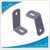 Buy cheap TD75 type conveyor return roller bracket from wholesalers