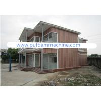 Wholesale 40ft house to do popular prefab modular home for camp area from china suppliers