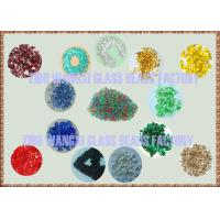 Buy cheap color glass bead pebble for pool finishes from wholesalers