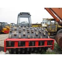 Wholesale CA25PD Dynapac padfoot sheepfoot road roller from china suppliers