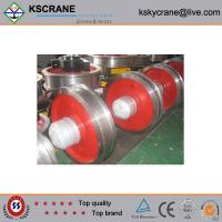 Wholesale High Quality 30ton Mobile Crane Trolley Wheels, Gantry Crane Wheels, from china suppliers