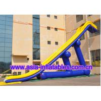 Wholesale Outdoor Inflatable Water Slide For Aquatic Park Sports Games from china suppliers