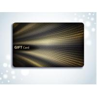 Wholesale Hitag 1/2/s 1425HZ Contactless RFID Card Plastic Gift Card for Printing / Barcode from china suppliers