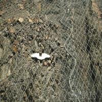 Wholesale Rock Slope Stabilization Wire Mesh Gabion Protective Mesh 3mm 4mm OD from china suppliers