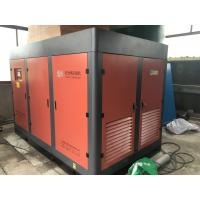 Wholesale 132kw 175HP Two Stage Air Compressors / Portable Screw Air Compressor from china suppliers