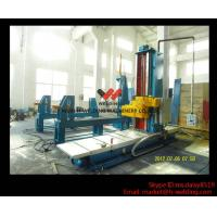 Wholesale Automatic End Face Milling Machine 6KW 1200mm * 1500mm for H Beam / Box Beam Line from china suppliers