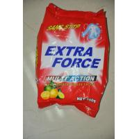 Wholesale Hand Washing Powder EXTRA FORCE BRAND 350G, Detergent Powder from china suppliers
