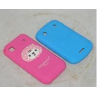 Wholesale Durable Protective Iphone5 Silicone Cell Phone Cases With Printed Pattern , Anti-Slip from china suppliers