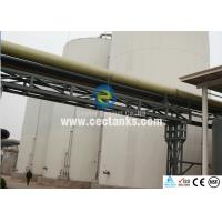 Wholesale 100 000 gallon Bolted Steel Tanks for Industrial Effluent Aeration Process from china suppliers