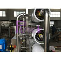 Wholesale Stainless Steel Pure water treatment equipment With Hydecanme Membrane from china suppliers