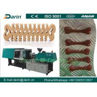 Wholesale Teeth Clean Dog food manufacturing equipment / Pet Injection Molding Machine from china suppliers