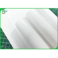 China 80 gr to 350 gr Gloss Coated Art Paper C2S Matte Paper Board Jumbo Roll / Ream on sale