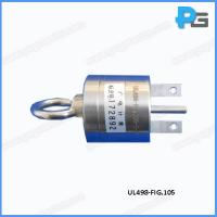 Wholesale UL498 Fixture for Assembly Security Test Conform to SD165.2  with Third-Lab Calibration Certificate from china suppliers