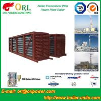 Wholesale Hot Water Boiler Stack Economizer Economiser Tubes Anti Corrosion ASME Standard from china suppliers