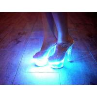 Wholesale Simulation waterproof Led Shoe Strip for light up dance shoes from china suppliers