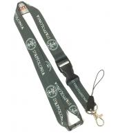 Wholesale Neck Lanyards For Id Cards / Cell Phone Holder , Promotional Safety Neck Lanyards from china suppliers