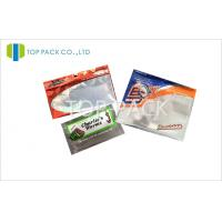 Wholesale Water Proof Fishing Bait Resealable Pouches With Clear Window from china suppliers