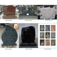 Quality Granite Headstone Monuments From China for sale
