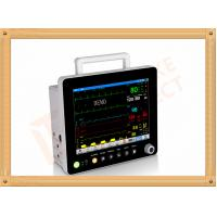 Wholesale 12.1 Inch Multiparameter Patient Monitoring System/ Portable Vitals Monitor from china suppliers