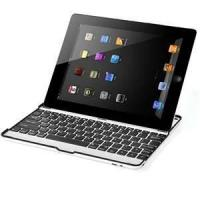Wholesale Ultra thin Mobile Bluetooth Wireless Keyboard Dock Front Case for Apple iPad 3 from china suppliers