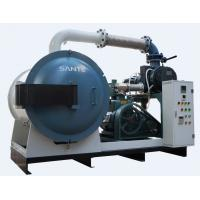 Wholesale 1400 ° C  vacuum box furnace unit with high vacuum pump system from china suppliers