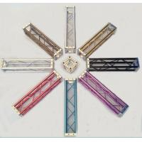 Wholesale 150 x 150MM Colorful Aluminum Mini Bolt Truss For Exhibition Booth from china suppliers