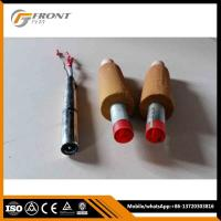Buy cheap Made in China!Molten Steel temperature probe from wholesalers