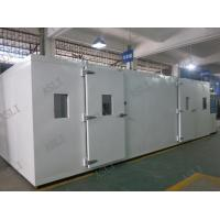 Wholesale Overloading Protection Walk In Stability Chamber / Aging Tester Chamber from china suppliers