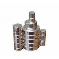Wholesale Nickel-copper-nickel Magnets coating Neodymium Cylinder Magnets H series ( N27H-N44H ) from china suppliers