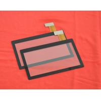 Wholesale High Reslution 5 Point Capacitive Touch Screen Glass 7 Inch 1.8mm from china suppliers