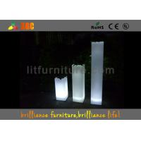 Wholesale Indoor 16 Colors LED Flower Pot waterproof for Wedding Party from china suppliers