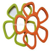 Buy cheap Food Grade Silicone Sunflower Shape Oven Mat for Promotion from wholesalers