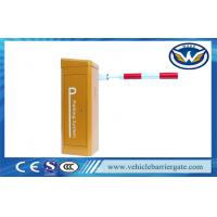Wholesale 0.6s Second Fast Speed Parking Barrier Gate With Serve Motor For Parking Lot from china suppliers