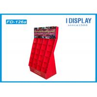 Wholesale Custom Cardboard Pallet Display Racks Five Shelf Double Show For Envelopes from china suppliers