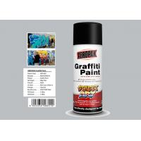 Wholesale 65mm Diameter Graffiti Wall Painting With Silver Grey Color APK-6601-16 from china suppliers