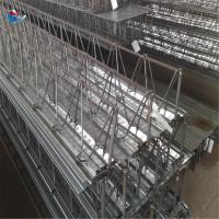 Cheap truss plate floor supporting plate