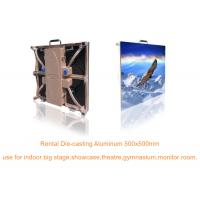 Wholesale Synchronous RGB SMD Led Display Cabinet P4.81 / P5.95 / P6.25 , Super Thin from china suppliers