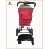 Wholesale Good Balance Plastic Baby Buggy Board For Strollers , 3 Wheels Safety First from china suppliers
