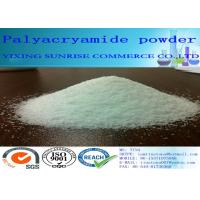 Wholesale Water Soluble Polyacrylamide Water Treatment Off White Granular Powder from china suppliers