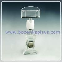 Wholesale Plastic Sign Clips-Displays Tickets and Signs from china suppliers