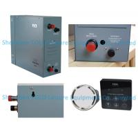 Wholesale 4.5kw Residential Steam Generator 220v / 380v with auto-descaling for Turkish bath from china suppliers