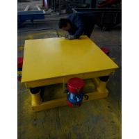 Wholesale High Quality concrete vibrating table / concrete tester from china suppliers