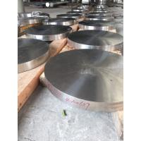 Wholesale DN500 Metal Forged Steel Products , Open Die Forging Steel Heavy Cylinder Manufacturing from china suppliers