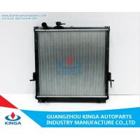 Wholesale High Performance Aluminium Car Radiators For ISUZU NPR 4.8 PA26/32/36 from china suppliers