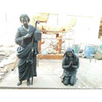 Buy cheap Hot sell Jesus bronze sculpture  , outdoor bronze sculpture ,China Bronze Sculpture supplier from wholesalers