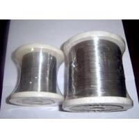 Wholesale Inconel 601 / UNS N06601 / 2.4851 Nickel Alloy Wire ASTM B166 for Chemical Process Industry from china suppliers