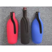 Wholesale Wine Bottle Cooler With Slide Fastner from china suppliers