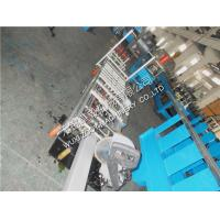 Wholesale Moveable Square downspout machine , 3KW sheet metal roll forming machines from china suppliers
